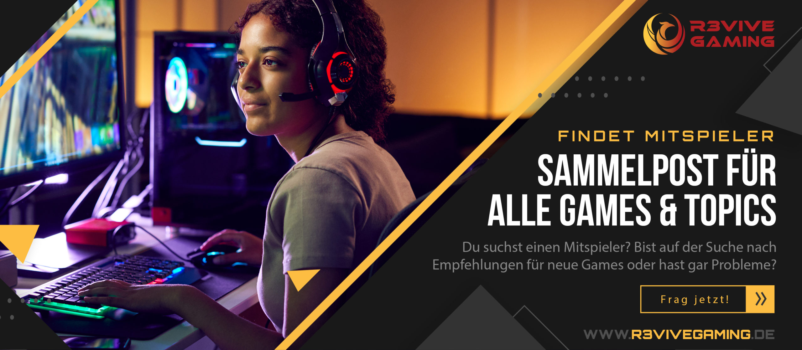 3 01 scaled » Streamer » Gaming Homepage » Logo Design