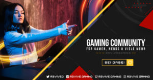 Gaming Community R3vive Gaming
