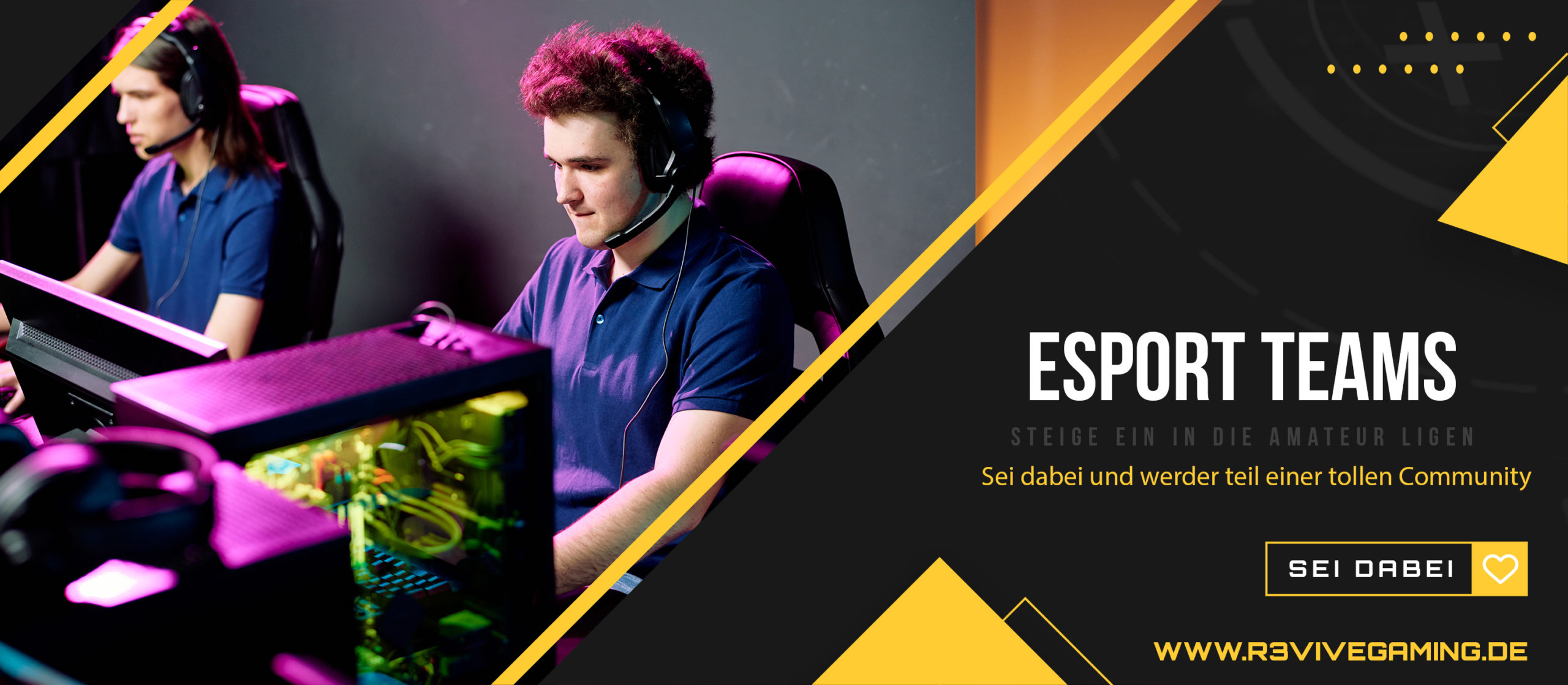 espot scaled » Streamer » Gaming Homepage » Logo Design