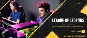 lol » Streamer » Gaming Homepage » Logo Design
