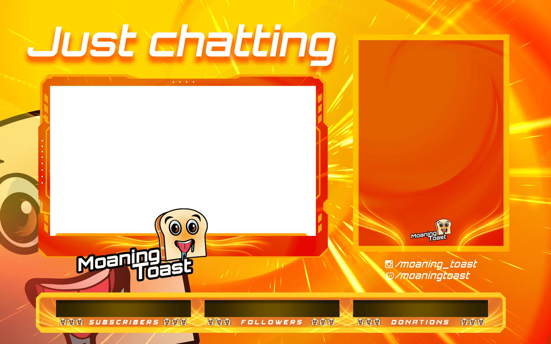 Chatting » Streamer » Gaming Homepage » Logo Design