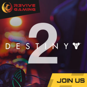 Destiny 2 Whatsapp Gruppe » Streamer » Gaming Homepage » Logo Design