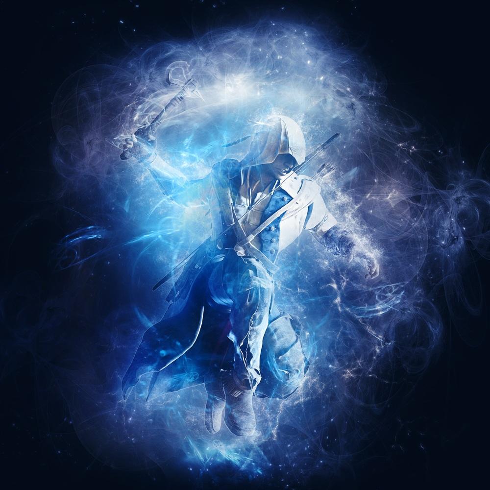 Ezio » Streamer » Gaming Homepage » Logo Design