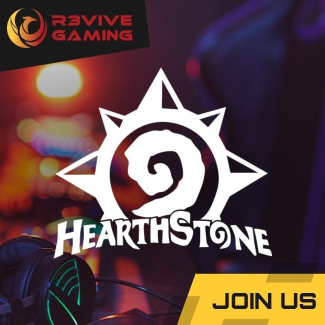Hearthstone Whatsapp Gruppe » Streamer » Gaming Homepage » Logo Design