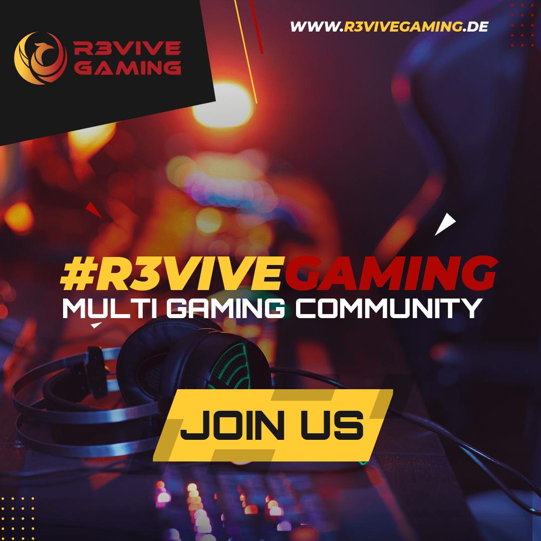 R3vive Gaming Community