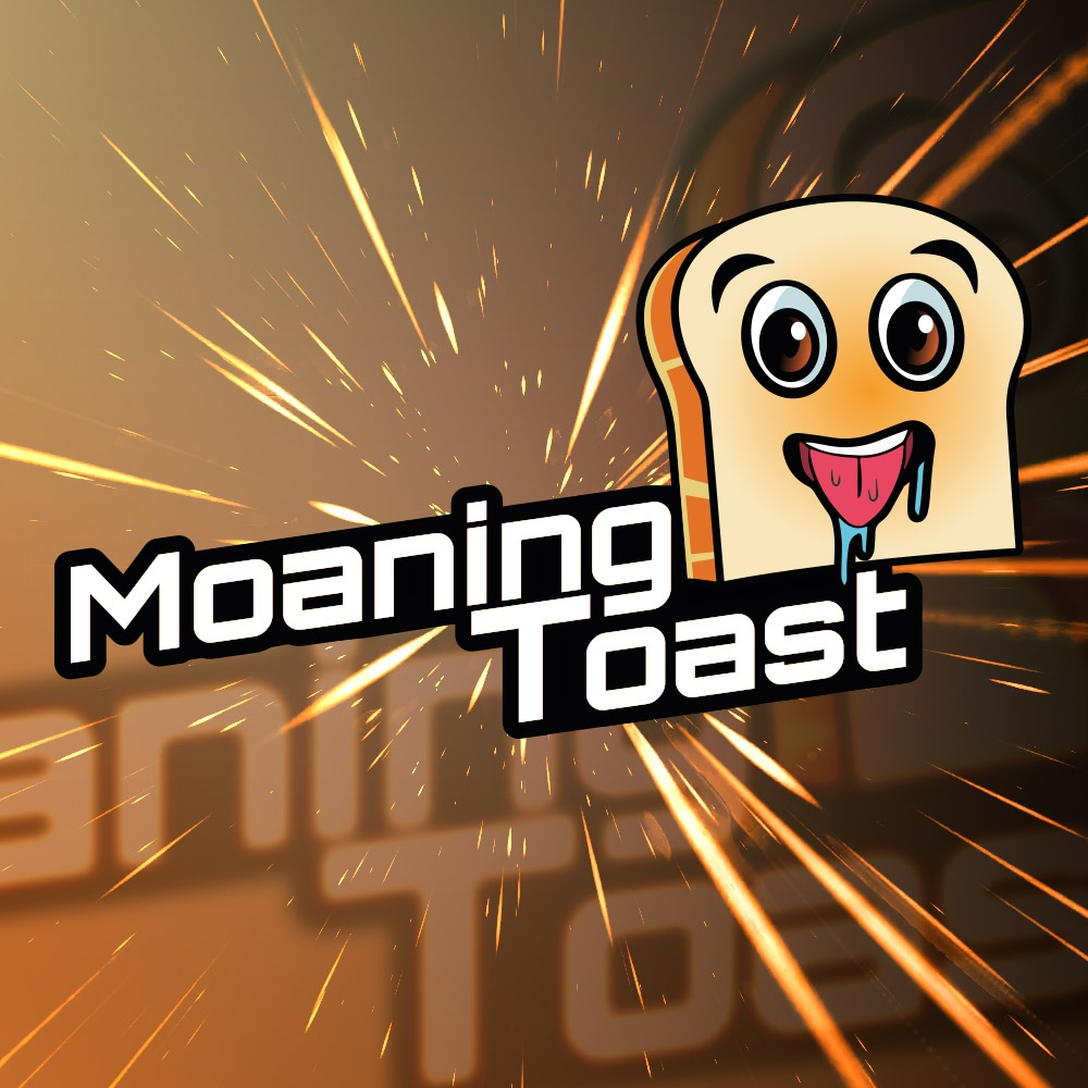 Logo Mockup MoaningToast 1 » Streamer » Gaming Homepage » Logo Design