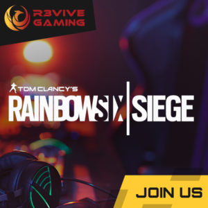 Rainbow Six Siege Whatsapp Gruppe » Streamer » Gaming Homepage » Logo Design