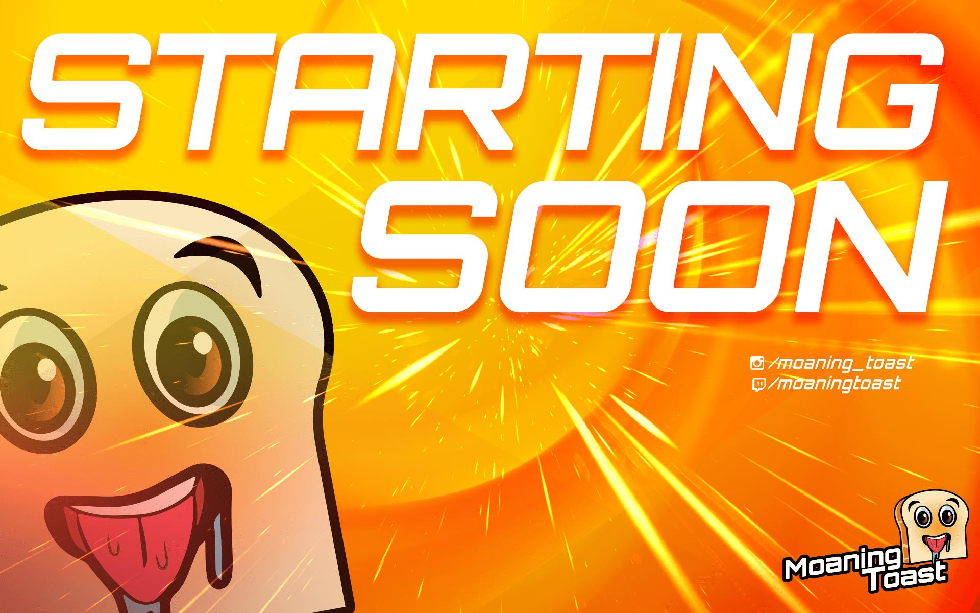 Starting » Streamer » Gaming Homepage » Logo Design